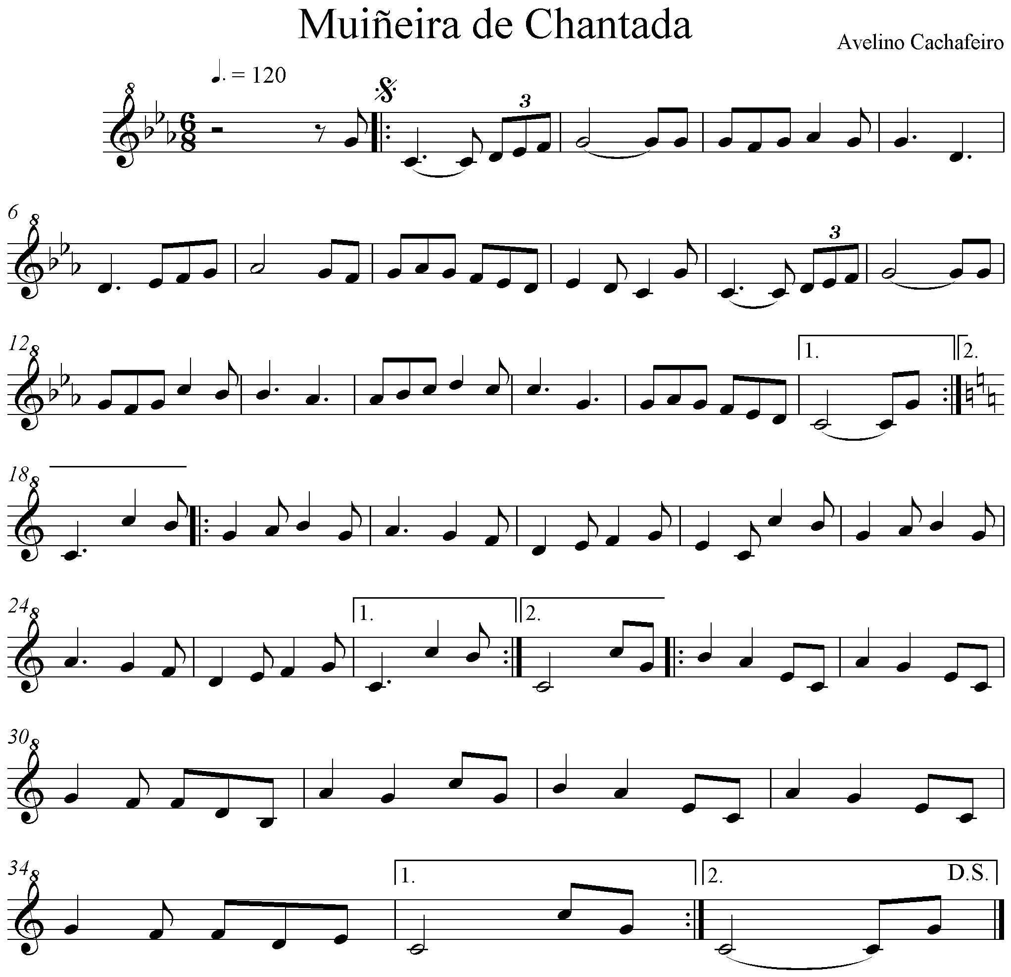 Partituras Pagina Web De Musicadebembibre